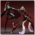 Bayonetta Figures - Bayonetta and Jeanne