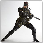 Metal Gear Solid - Play Arts Kai - Peace Walker Snake Sneaking Suit