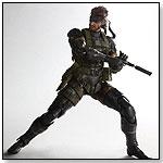 Metal Gear Solid - Play Arts Kai - Peace Walker Snake Sneaking Suit