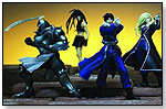 Fullmetal Alchemist Brotherhood - Trading Arts