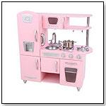 Pink Vintage Kitchen by KIDKRAFT