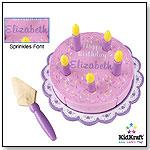 Personalize It Birthday Cake Set by KIDKRAFT
