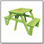 Lohasrus Picnic Table by ODM PRODUCTS LTD.