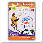 Baby Goes Pro DVD  Early Beginning: Learn & Move with Emkei by BABY GOES PRO