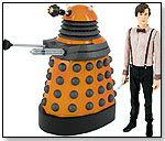 Doctor Who: Eleventh Doctor and Dalek Scientist