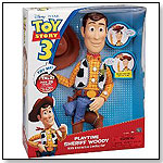 Toy Story 3 Talking Toy Playtime Sheriff Woody by DISNEY