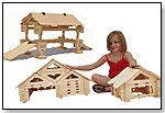 Timberworks  King Set by TIMBERWORKS TOYS