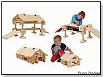 Timberworks Toys - Intermediate Set by TIMBERWORKS TOYS
