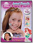 Fan Stamp's Instant Press-On Face Paint Two Pack by FAN STAMP, LLC.