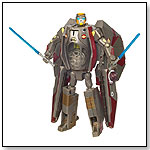 Star Wars Transformers Crossovers Obi-Wan Kenobi to Jedi Starfighter by HASBRO INC.
