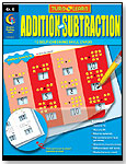 Turn & Learn: Addition and Subtraction, Gr. K by CREATIVE TEACHING PRESS