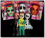 Living Dead Dolls Retro Halloween Sets by MEZCO TOYZ