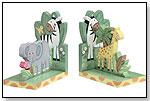Teamson Kids Sunny Safari Bookends by TEAMSON DESIGN CORPORATION