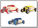 Automoblox Minis 3-Pack (Hot Rods) by AUTOMOBLOX