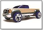 Automoblox Blue T900 Truck by AUTOMOBLOX
