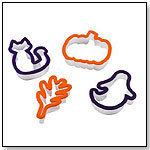 Halloween Cookie Cutter Set by CURIOUS CHEF INC.