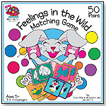 Feelings in the Wild Matching Game by BRIGHT SPOTS GAMES