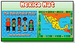 Handstand Kids Mexico All Purpose Mat by HANDSTAND KIDS