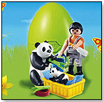Zookeeper with Pandas by PLAYMOBIL INC.