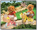 Calico Critters Sandy and Zach Trike Ride by INTERNATIONAL PLAYTHINGS LLC