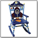 Rock-It Spaceship Rocker by LEVELS OF DISCOVERY