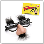 Classic Disguise Glasses by ACCOUTREMENTS