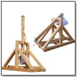 Tabletop Trebuchet Kit by ABONG.COM