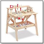 Wooden Workbench by MELISSA & DOUG