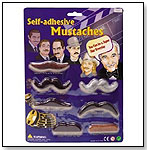 Self-Adhesive Mustaches by SCHYLLING