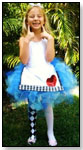 Alice in Wonderland Character Tutu by SPICE COSTUME DESIGN