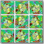 Dragonflies Scramble Squares� 9-piece Puzzle by b.  dazzle, inc.