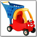 Little Tikes Cozy Shopping Cart by MGA ENTERTAINMENT