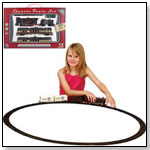 Deluxe Classic Train Set 20-pc by PLYMOUTH TOY