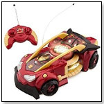 Iron Man 2 Whip-It Racer RC Vehicle by SILVERLIT TOYS