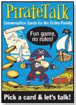 PirateTalk Conversation Cards by U.S. GAMES SYSTEMS, INC.
