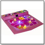 Sketch Jr Flower Power LED Sketch Pad by HI-TEC ART LLC