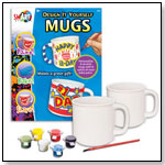 SmArt Studio™ Design it Yourself Mugs by BSW TOY INC.