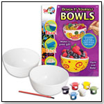 SmArt Studio™ Design it Yourself Bowls by BSW TOY INC.