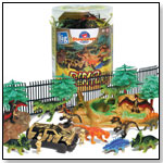 Stowaways™ Dino Adventure by BSW TOY INC.