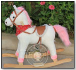 Plush Rocking-horse by CHINA TOYBIZ.CN
