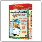THE WHEELS ON THE BUS SING-ALONG TRAVEL KIT by SCHOLASTIC
