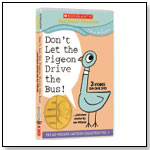 DON'T LET THE PIGEON DRIVE THE BUS by SCHOLASTIC