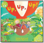 Up, Up, Up! Book and CD by BAREFOOT BOOKS