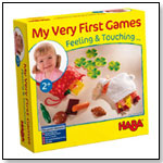 My Very First Games - Feeling & Touching by HABA USA/HABERMAASS CORP.