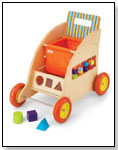 Stow and Go Activity Cart by MANHATTAN TOY