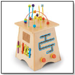 Busy Time Activity Center by MANHATTAN TOY
