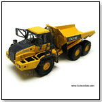 RC2 ERTL John Deere - 400D Articulated Dump Truck 1:50 scale die-cast collectible model by TOY WONDERS INC.