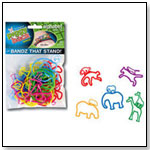 Alphabet Piggyback Bandz by FUNGRINS, LLC