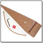 Zither Heaven 22 String Bowed Psaltery by ZITHER HEAVEN