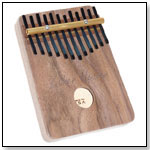 Zither Heaven 12-Note Thumb Piano by ZITHER HEAVEN